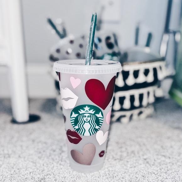 Reusable Starbucks cold cup
